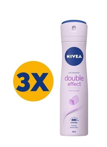Nivea Nivea Fresh Roll On Deodorant 50Ml Kadın 2'Li Avantaj Paketi Renkli